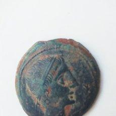 Monedas ibéricas: IMPRESIONANTE SEMIS DE CASTULO VARIANTE ESPIGA DELANTE DE LA CARA MUY ESCASO Y MÁS ASÍ. Lote 211996267