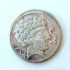Monedas ibéricas: DENARIO ARSAOS CIRCA 150-100 A.C.. Lote 214488627