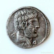 Monedas ibéricas: DENARIO TURIASO CIRCA 120-20 A.C.. Lote 214490798