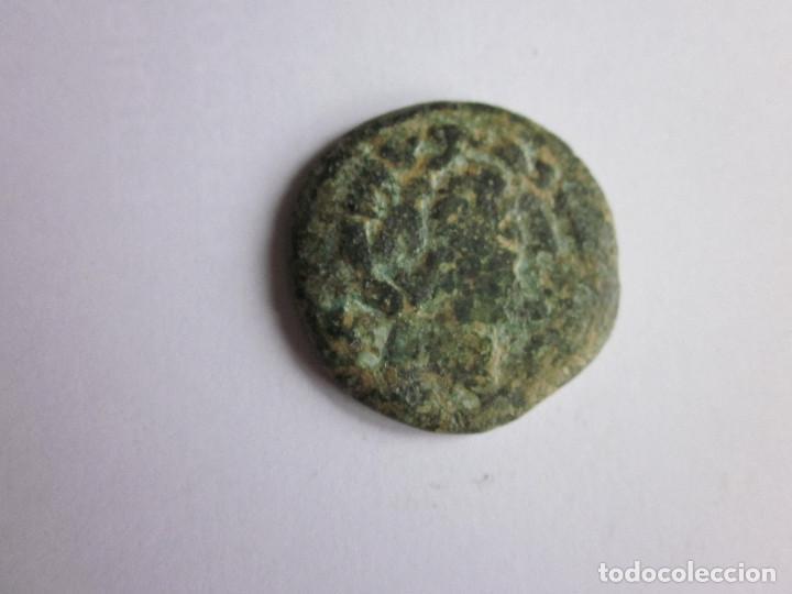 AS DE CELSE. PÁTINA. (Numismática - Hispania Antigua - Moneda Ibérica no Romanas)