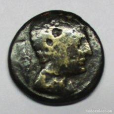 Monedas ibéricas: KESE O CESE - TARRAGONA. AS IBERICO DEL SIGLO I ANTES DE CRISTO. LOTE 3436. Lote 219155386