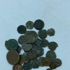 Monedas ibéricas: LOTE 35 MONEDAS IBERICAS. VER FOTOS. Lote 219818272