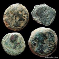 Monedas ibéricas: CORDUBA + CARTEIA + CASTULO (2). Lote 221612025