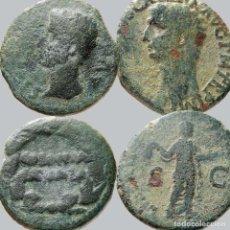 Monedas ibéricas: ASES DE AUGUSTO Y CLAUDIO I. 86-M. Lote 221612690