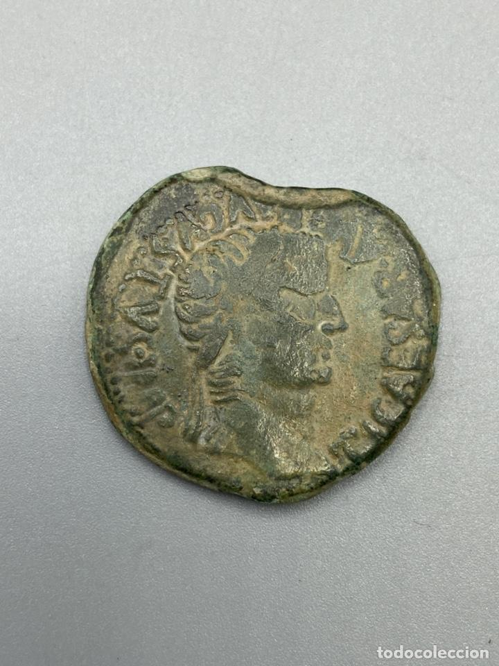 Monedas ibéricas: AS DE CLUNIA. VER FOTOS - Foto 2 - 61510790