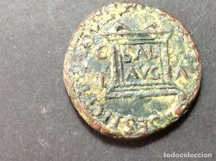 Monedas ibéricas: AS COLONIA IVLIA ILICI AVGVSTA - Foto 2 - 225931255