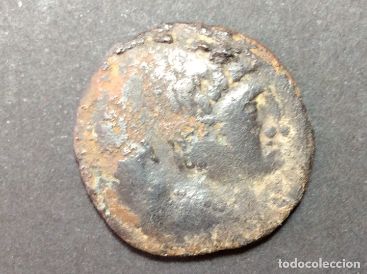 AS IKALONSKEN (Numismática - Hispania Antigua - Moneda Ibérica no Romanas)