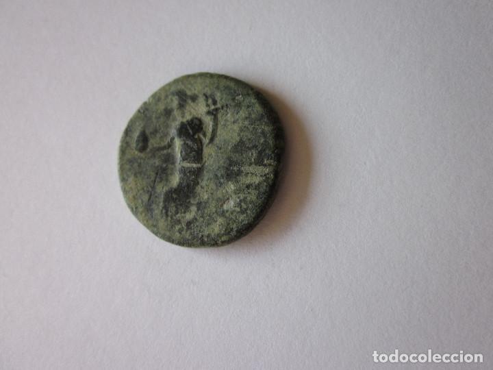 Monedas ibéricas: As de Iripo. Busto grande. - Foto 2 - 226574709