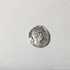 Monedas ibéricas: DENARIO IBÉRICO DE BOLSKAN , HUESCA , ARAGÓN . PLATA , SILVER .. Lote 229570095