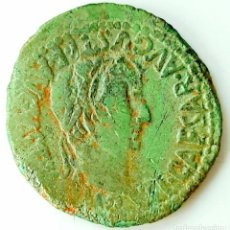 Monedas ibéricas: HISPANIA ROMANA. DUPONDIOS Y AS. OCTAVIO AUGUSTO. Lote 230952435