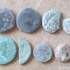 Monedas ibéricas: LOTE DE 8 MONEDAS HISPANICAS.. Lote 234044195