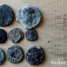 Monedas ibéricas: LOTE DE 8 MONEDAS HISPANAS.. Lote 234696865