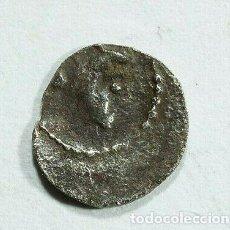 Monedas ibéricas: DIVISOR DE DRACMA AMPURIAS PEGASO PLATA.. Lote 240893500