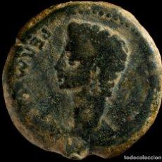 Monedas ibéricas: DUPONDIO DE JULIA TRADUCTA, ALGECIRAS (CADIZ) - 32 MM / 18.66 GR.. Lote 244427225