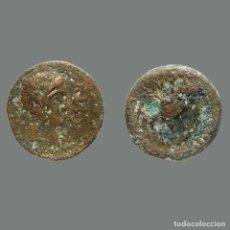 Monedas ibéricas: CASTULO. SEMIS. 180 A.C. CAZLONA (JAÉN). 223-L. Lote 244750795