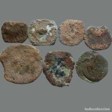 Monedas ibéricas: LOTE DE 7 MONEDAS DE ÉPOCA IBÉRICA. 215-L. Lote 244751025