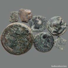 Monedas ibéricas: LOTE DE 7 MONEDAS DE ÉPOCA IBÉRICA. 213-L. Lote 244751080