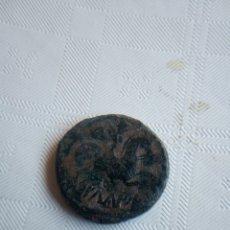 Monnaies ibériques: MONEDA IBÉRICA ZARAGOZA MUY RARA. Lote 251034205