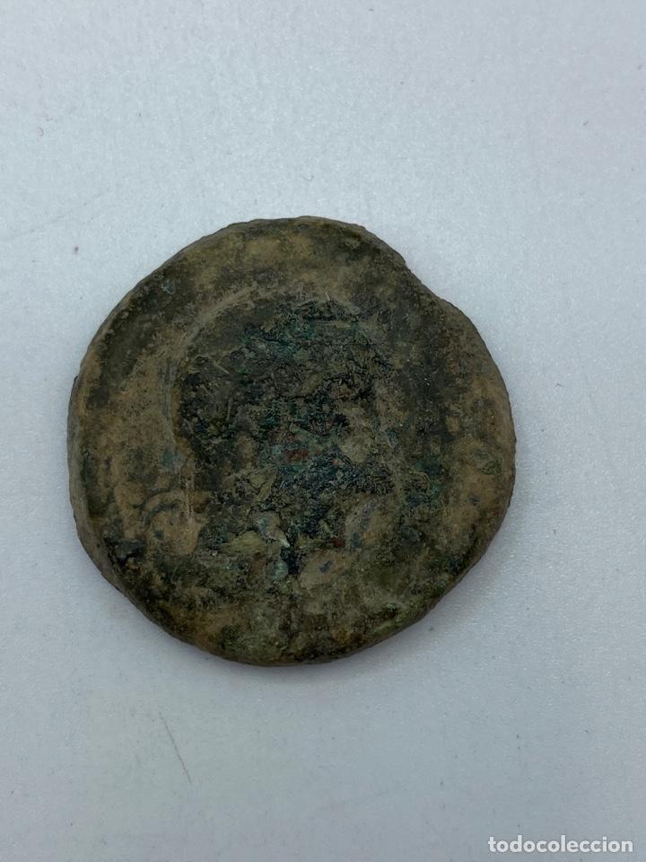 Monedas ibéricas: AS CASTULO. PESO: 33 GR - Foto 2 - 253414295