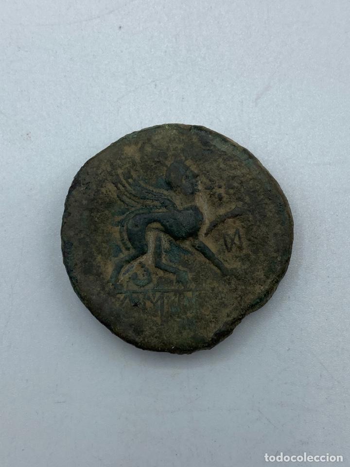 Monedas ibéricas: AS CASTULO. PESO: 33 GR - Foto 3 - 253414295