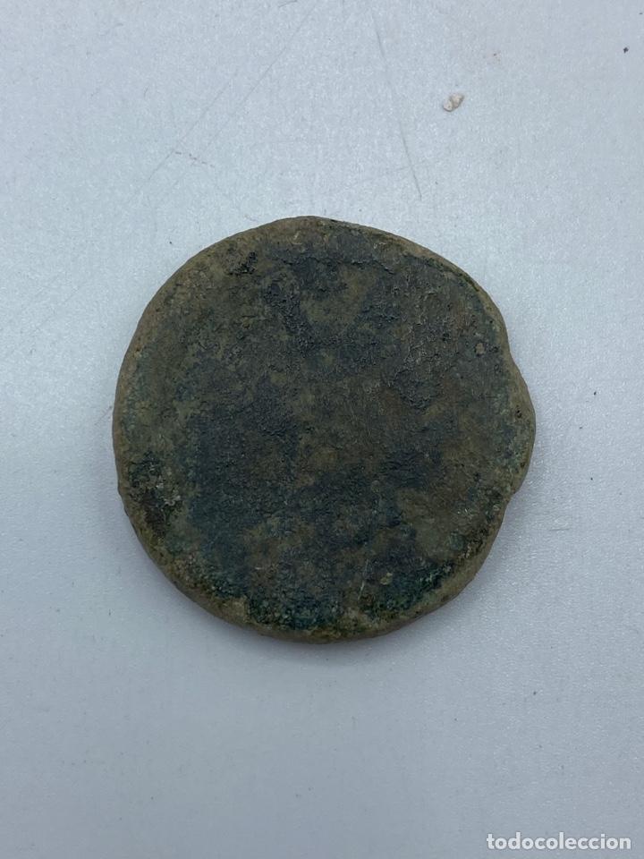 Monedas ibéricas: MONEDA. JANO. PESO 40 GR. - Foto 2 - 253417090