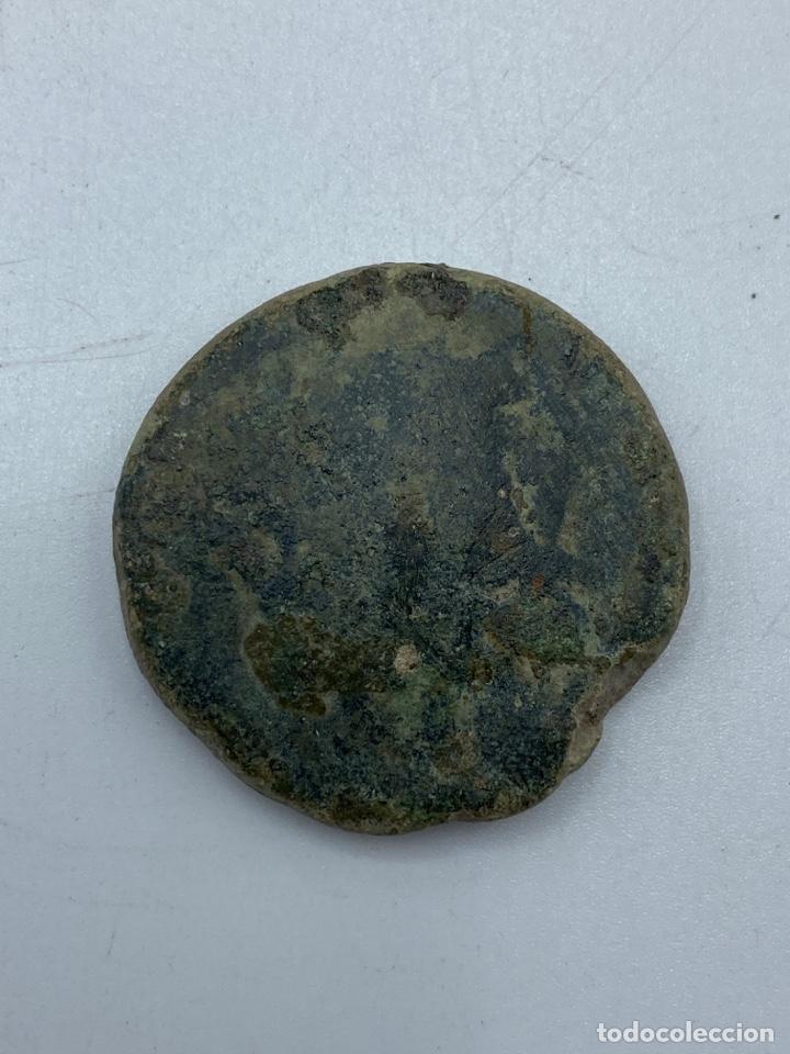 Monedas ibéricas: MONEDA. JANO. PESO 40 GR. - Foto 3 - 253417090