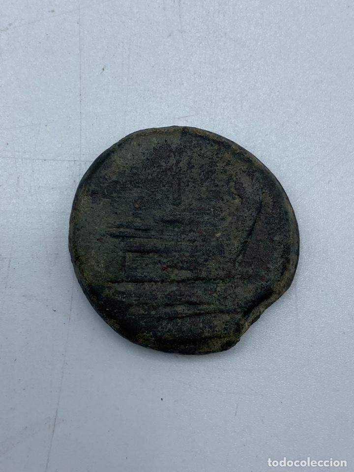 Monedas ibéricas: MONEDA. JANO. PESO 30 GR. - Foto 3 - 253417315