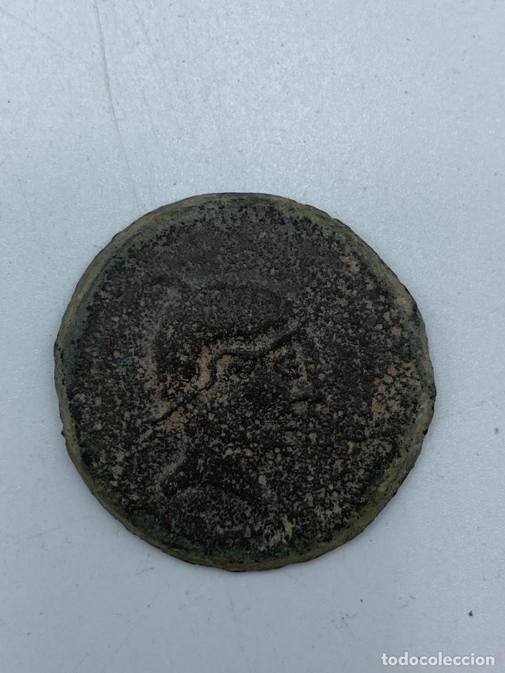Monedas ibéricas: MONEDA. AS CARMO. PESO 20 GR - Foto 2 - 253421925