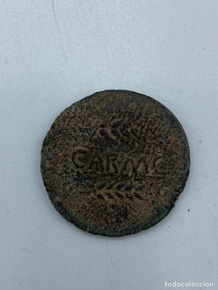 Monedas ibéricas: MONEDA. AS CARMO. PESO 20 GR - Foto 3 - 253421925