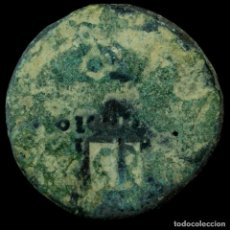 Monedas ibéricas: AS DE COLONIA PATRICIA (RESELLO) CÓRDOBA - 25 MM / 7,96 GR.. Lote 257701375