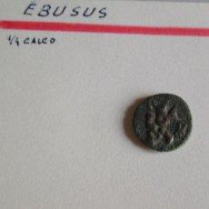 Monedas ibéricas: EBUSUS - 1/* DE CALCO. Lote 260636905