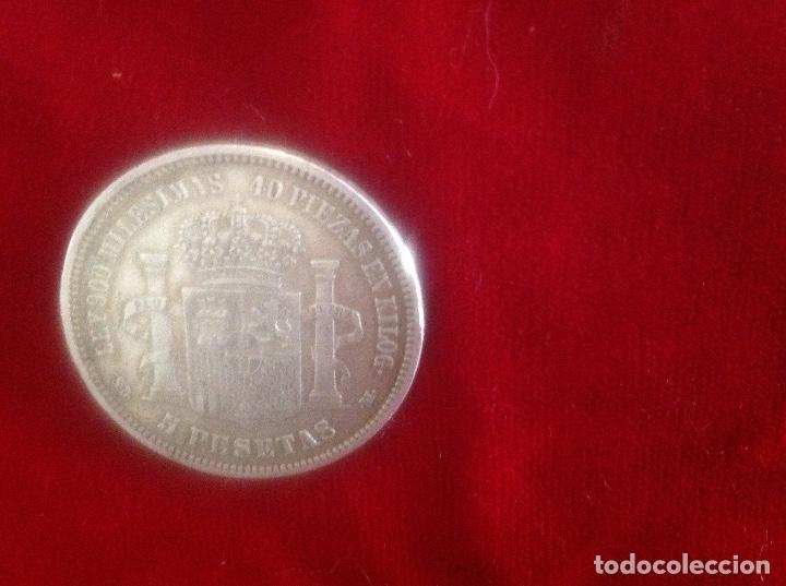 MONEDA 1871 DE PLATA AMADEO I REY,VER FOTO (ENVÍO CERTIFICADO 3,33) (Numismática - Hispania Antigua - Moneda Ibérica no Romanas)