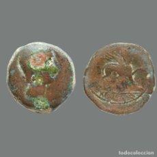 Monedas ibéricas: KASTILO-CASTULO. AS. 180 A.C. CAZLONA (JAÉN). 225-L. Lote 262142790