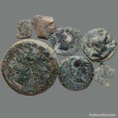 Monedas ibéricas: LOTE DE 7 MONEDAS DE ÉPOCA IBÉRICA. 213-L. Lote 262142910
