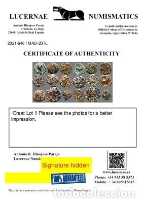 Monedas ibéricas: Lote de 9 monedas de época ibérica. 207-L - Foto 3 - 262142990