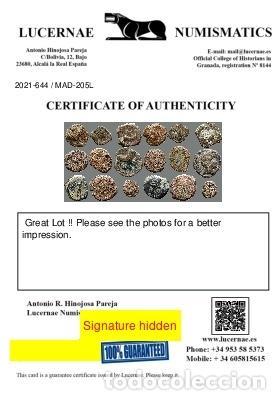 Monedas ibéricas: Lote de 9 monedas de época ibérica. 205-L - Foto 3 - 262143030