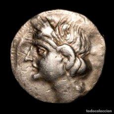 Monedas ibéricas: CARTAGONOVA (CARTAGENA, MURCIA). SHEKEL. 220-215 A.C.. Lote 269679053