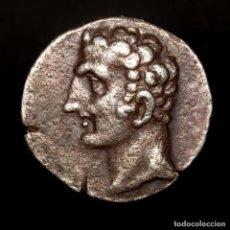 Monedas ibéricas: CARTAGONOVA (CARTAGENA, MURCIA) SHEKEL. 220-205 A.C. CABALLO.. Lote 269680588