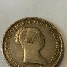 Monedas ibéricas: CURIOSA MONEDA DE PLATA FALSA, TIPO -DURO SEVILLANO- O SIMILAR. Lote 272987528