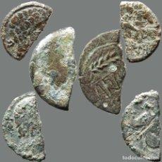 Monedas ibéricas: LOTE DE 3 MONEDAS DE ÉPOCA IBÉRICA. 210-L. Lote 277613453