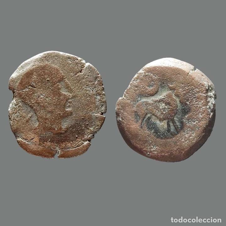 SEMIS DE CASTULO, I A.C. 173-L (Numismática - Hispania Antigua - Moneda Ibérica no Romanas)