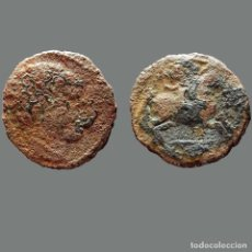 Monedas ibéricas: BRONCE CELTÍBERO A CLASIFICAR. 163-L. Lote 278551673