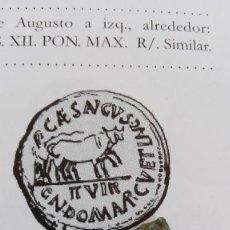 Monedas ibéricas: AS CAESARAUGUSTA. Lote 278567828