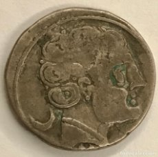 Monedas ibéricas: DENARIO DE SECOBIRICES. Lote 280381513