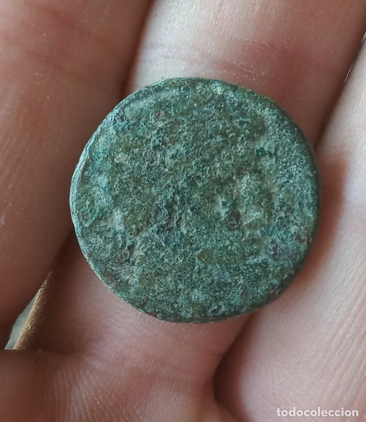 AS DEL NORTE A IDENTIFICAR. (Numismática - Hispania Antigua - Moneda Ibérica no Romanas)