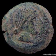 Monedas ibéricas: AS DE OBULCO, PORCUNA (JAÉN) - 30 MM / 19.19 GR.. Lote 289497933