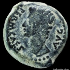 Monedas ibéricas: AS DE JULIA TRADUCTA, ALGECIRAS (CÁDIZ) - 27 MM / 8.79 GR.. Lote 289877038