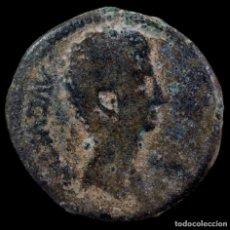 Monedas ibéricas: AS DE CAESAR AUGUSTA, ZARAGOZA - 29 MM / 11.20 GR.. Lote 289894728