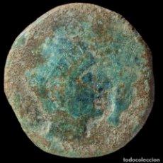 Monedas ibéricas: AS DE CASTULO, CAZLONA (JAÉN) - 28 MM / 14.91 GR.. Lote 289902273