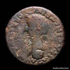 Monedas ibéricas: DUPONDIO DE COLONIA ROMULA (SEVILLA) - 35 MM / 24.35 GR.. Lote 296726578